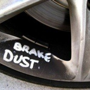 Rims cleaning how to get rid of brake dust with gamma-butyrolactone ( GBL )