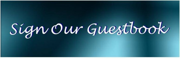 comment our guestbook